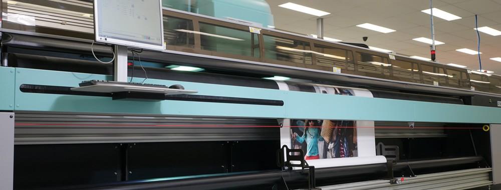 Mezographic Wide Format Printers Melbourne